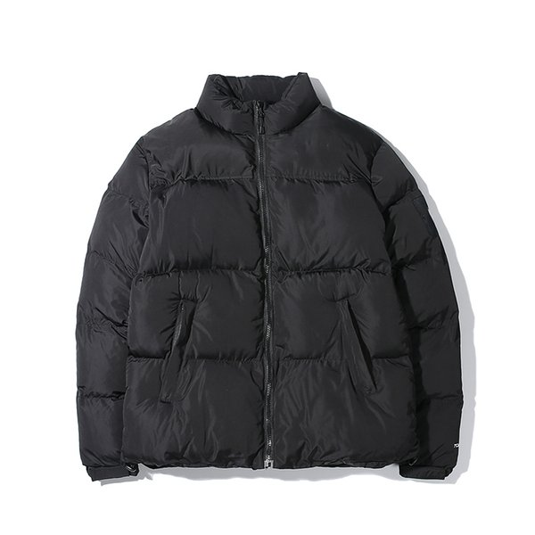 Winter north mens jacket high quality fashion couple cotton clothes classic versatile warm collar top windproof snowproof outdoor parker coa