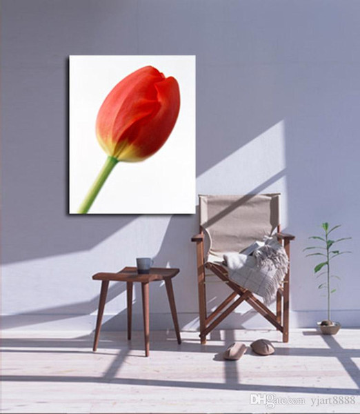 Tulips-I1-Unframed Modern Canvas Wall Art for Home and Office Decoration,Painting ,Animal paintings ,Frame painting