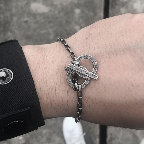 Populaire Plaquage Or Métal Serrure Amoureux Bracelet Bracelet Charme Chaîne bracelets Bijoux Pour Femmes de Haute Qualité Bijoux De Mode Anklet