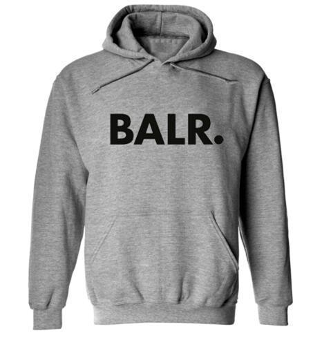 Felpe con cappuccio da uomo autunno inverno 2017 nuova moda uomo manica lunga casual nero grigio con cappuccio pullover con cappuccio plus size S-3XL
