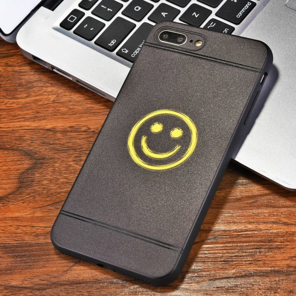 Wholesale Cool Simple Style Frosted Phone Case For Iphonex 7plus 8plus 7 8 6p 6sp 6 6s Cool Letters Fashion Brand Phone Case 10 Styles Designer Cell Phone Cases Leather Cell Phone Cases From Ceessc 5 98