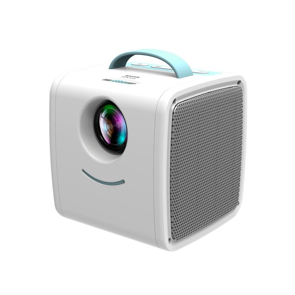 Q2 MINI Proyector portátil 700 lúmenes Educación para niños Regalo para padres e hijos Proyector Mini LED TV Proyector de casa PK YG300