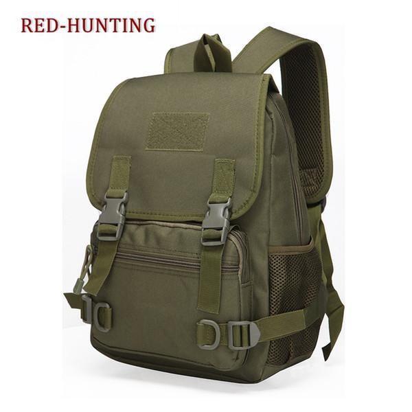 20L рюкзак Рюкзак снаряжение водостойкость тактический штурмовой пакет студент школьная сумка для кемпинга охота треккинг траве