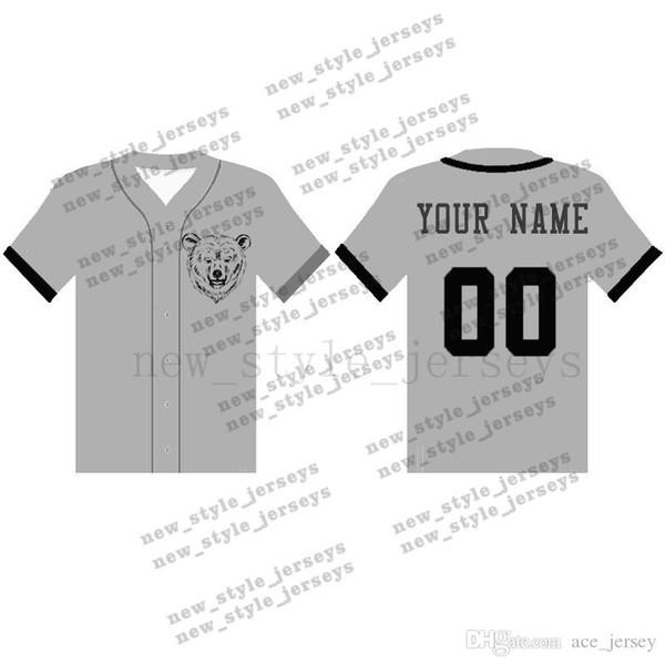 45MAN Custom Baseball Trikots Atmungsaktiv 2019 Männer Jugend Schnelltrocknend Blau Weiß Genähte M-XXXL Grüne Baseball Trikots
