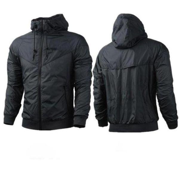 Бренд дизайнер Мужские пальто толстовка с капюшоном женщин куртка с длинным рукавом Весна спортивная молния ветровка плюс размер верхняя одежда с логотипом KK2