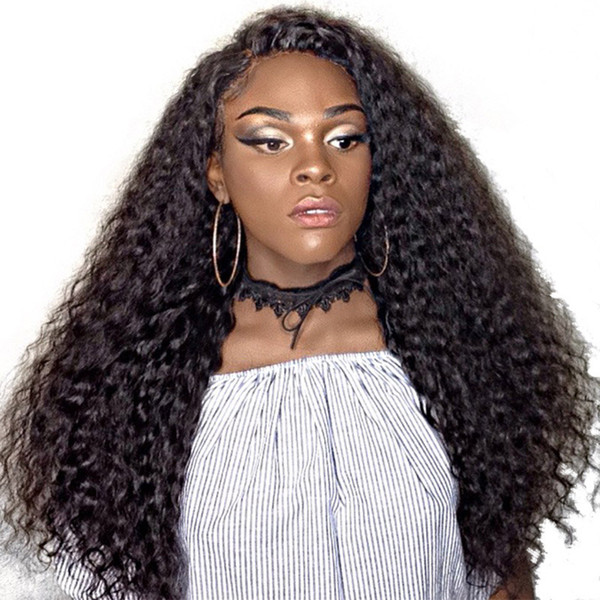 European Curly Long Wigs Woman Fashion Big Loose Wave Temperature Fiber Heat Resistant Synthetic Lace Front Africa Sexing Afro Curly Wigs