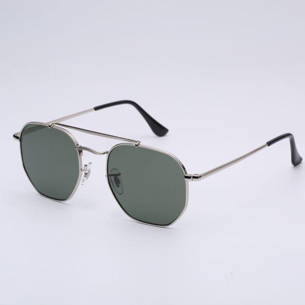 Silver-Green