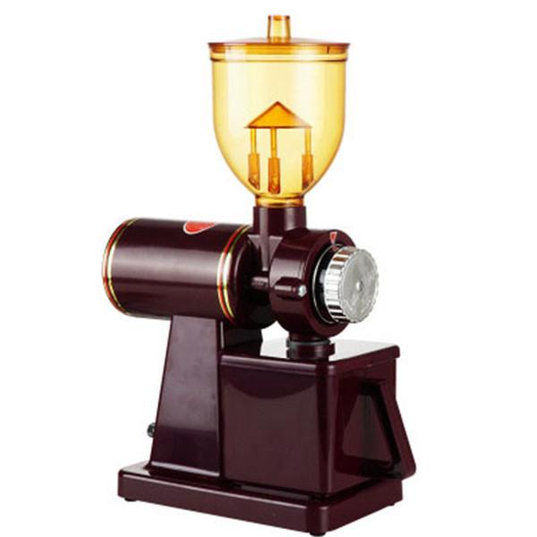Venta al por mayor Máquina de moler café eléctrico Molinillo de café Molinillos de molino Gorn Cerámica Molinillo de maíz Fresa de granos