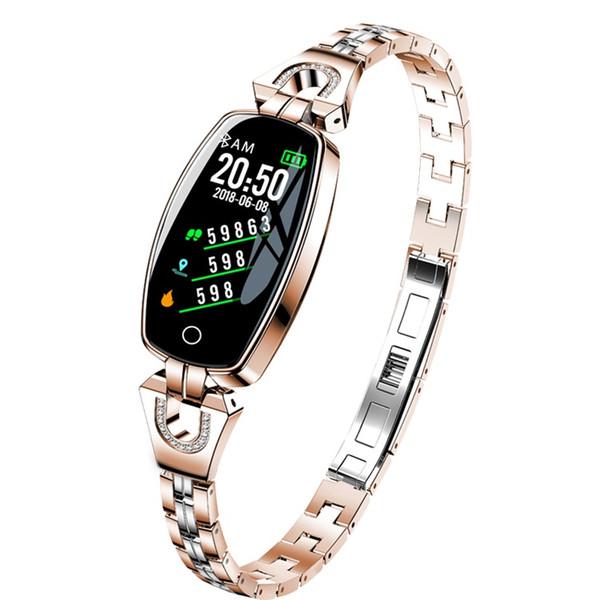 H8 Smart bracelet_Rose Gold