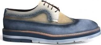 Кабан Эркан пальто синий замша обувь 2066 182 корабль из Турции HB-003628731