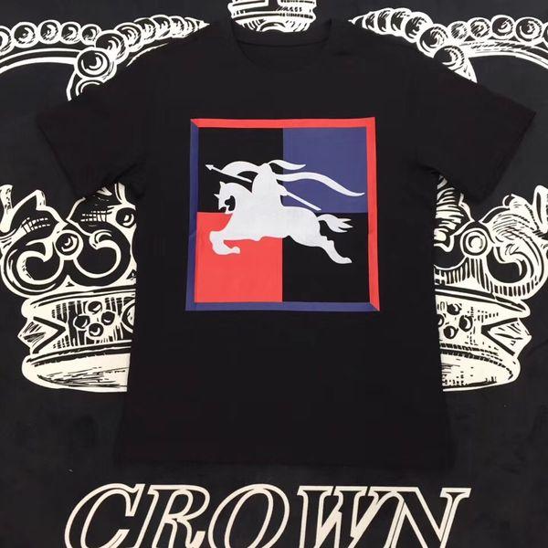 3559 Новый мужской дизайнерский бренд футболки с воротником женщины с коротким рукавом Париж Италия хип-хоп стиль вышивка печать высокого качества 100% хлопок