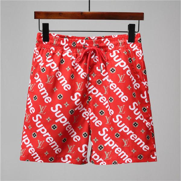 miglior sito web 54f95 1568e Acquista Pantaloncini Hawaii 2019 Pantaloncini Sportivi Da Uomo  All'ingrosso Pantaloni Corti Da Uomo Marchio Di Abbigliamento Sportivo  Pantaloni Da ...