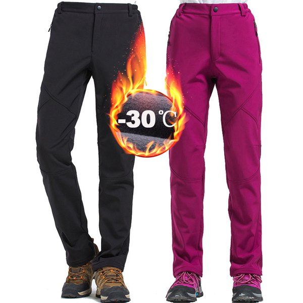 winter snow ski pants lovers windproof camping hiking snowboard pants lovers snow trousers waterproof windproof warm