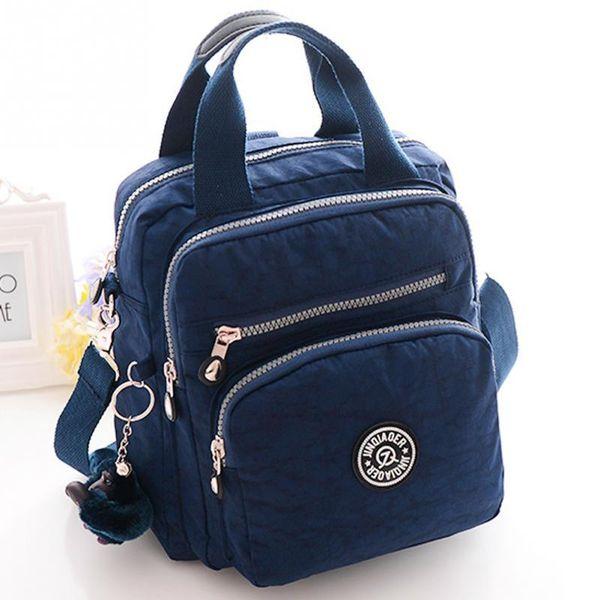 Wholesale- women shoulder bags back packs waterproof ladies messenger bag Nylon brand designer bolsas *35
