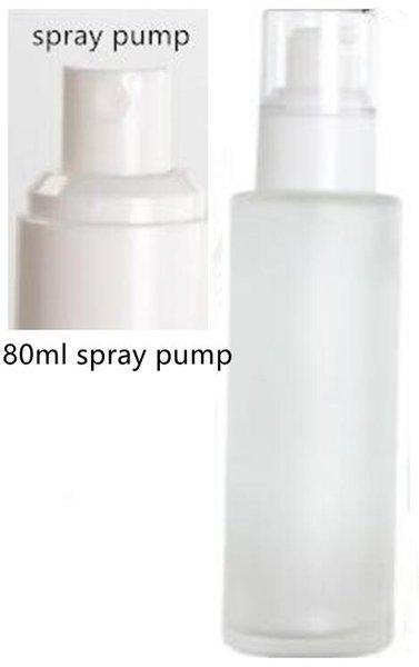 80ml spray pump bottle