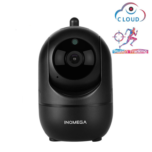 HD 1080P Облако Беспроводная Ip-камера Интеллектуальное Автоматическое Отслеживание Человеческого Дома Видеонаблюдения Сети Wi-Fi Камеры Wi-Fi