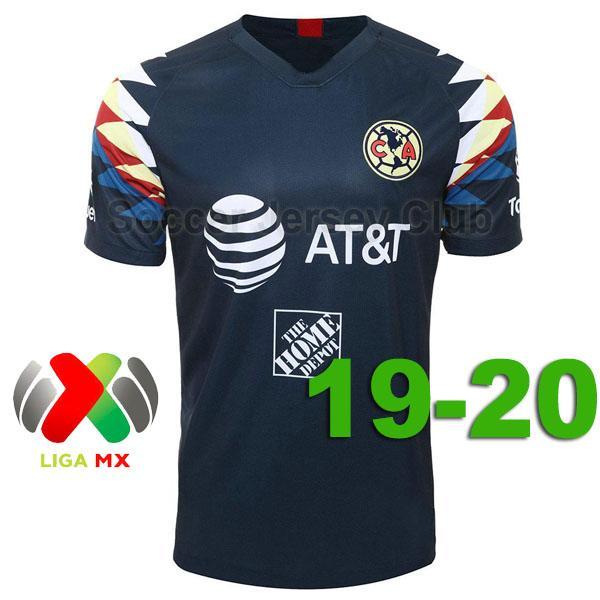 Club America 2019/20 Away with MX Patch