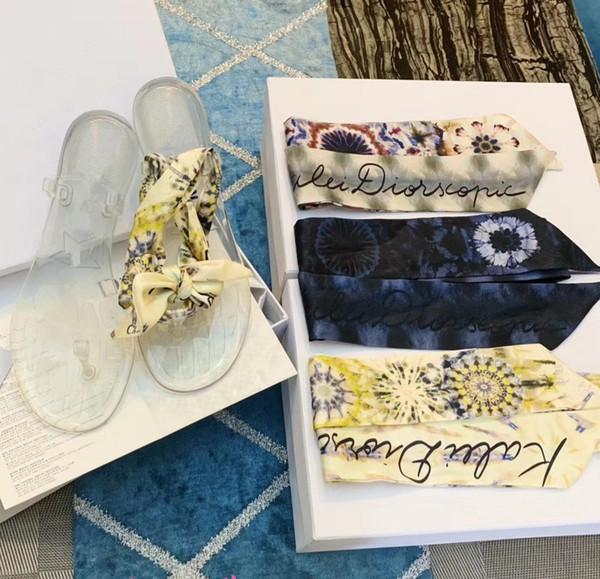 Mulher Chinelos de Alta Qualidade Sandálias Sapatos Baixos Sapatos de grife Sapatos de Lazer de basquete Sapatos Casuais Chinelos por sapato bn19050401