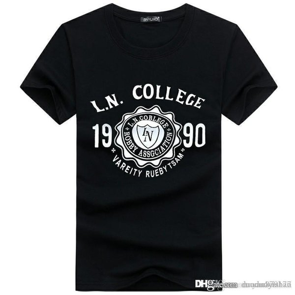 Mens Designer Shirts T Shirts Männer T-shirt Neue Mode Atmungsaktiv Kurzarm Lässige T-shirt T-shirts für Designer T Shirts Y31