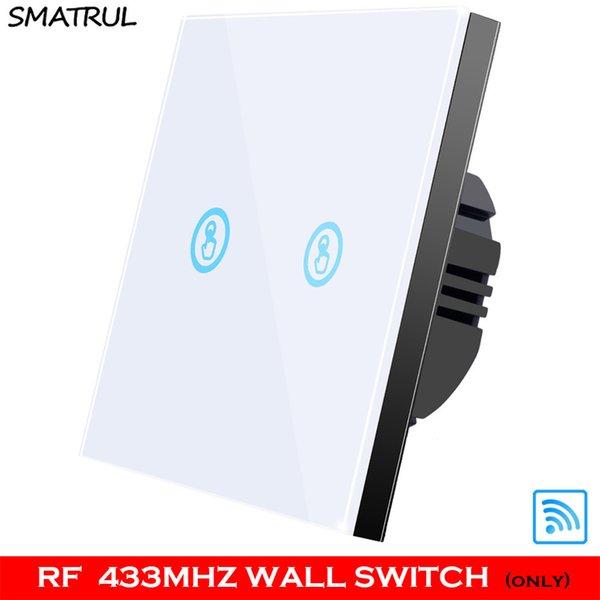 흰색 RF 2 갱 WALL