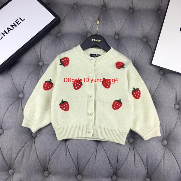 2019 nuevo suéter de punto para niños de alta calidad 190805 # 05c4