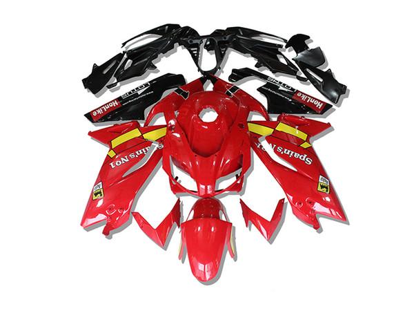 Neue Karosserie Für Aprilia RS4 RSV125 RS125 06 07 08 09 10 11 RS125R RS-125 RSV 125 RS 125 2006 2007 2008 2010 2010 Verkleidungsset rot gelb