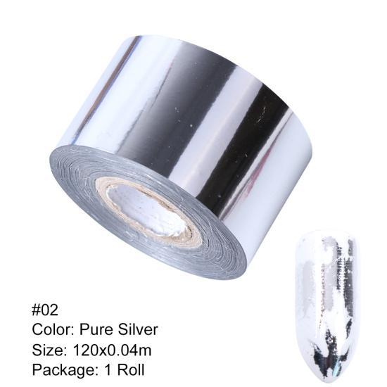 02 Pure Silver