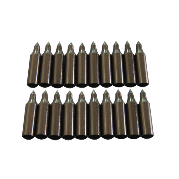 """50 pieces Archery hunting compound bow carbon arrow heads 11/32"""" arrow points arrow tips field points"""