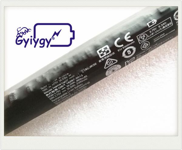 L14C3K32 L14D3K31 L14D2K31 PRO 1380F 1380L Serie Laptop Battery for Lenovo Yoga Tablet 2 YT2-1050F YT2-1051F(3.75V 36WH 9600MAH)