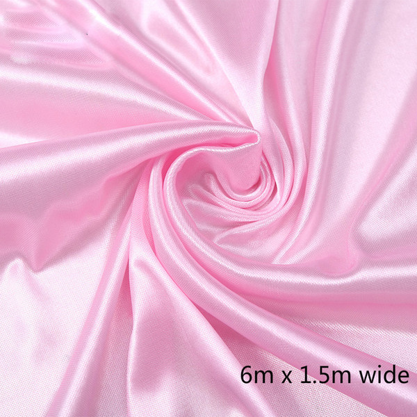 1.5*6m pink 2 curtain