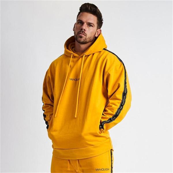 hoodies amarelos