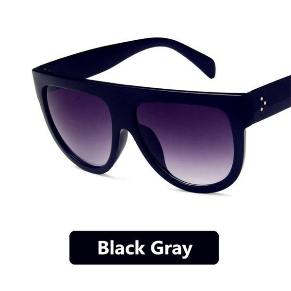 cinza preto