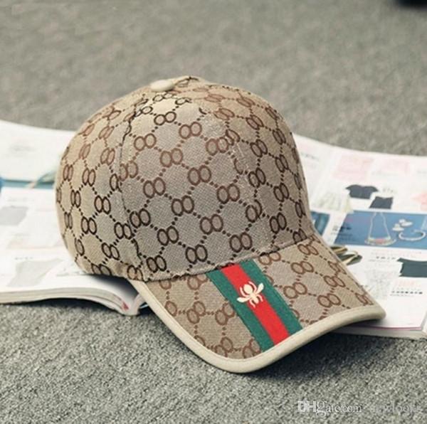 Fashion Brand Men's Snapback Caps 4 Colors Strapback Baseball Cap Boys Girls Hip-Hop Polo Hats For Men Women Fitted Hat Cheap Sports Cap