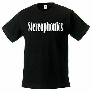 Stereophonics Logo BLARock t-shirt kid t shirt toddler RoRock shirt for children