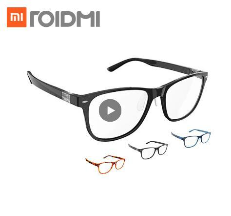 Xiaomi Mijia Qukan W1 ROIDMI B1 Détachable Anti-rayons bleus Protecteur Verre De Protection Des Yeux Pour Homme Femme Lecture Téléphone /