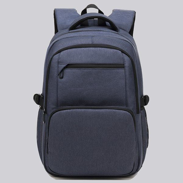 Business/ol Men's Backpack Notebook Backpack Bags 15.6inch Laptop Office Working Backpack For Men Large Capacity Travel Bags