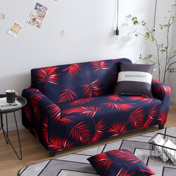 Remarkable Elastic Printed Sofa Covers Stretch Universal Sectional Throw Couch Corner Cover Cases For Furniture Armchairs Home Decor Living Room Chair Slipcovers Squirreltailoven Fun Painted Chair Ideas Images Squirreltailovenorg