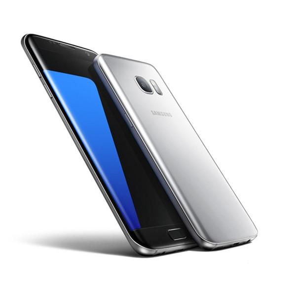 5.5 inch Samsung Galaxy S7 Edge Quad Core Mobile phone 16 MP Camera android 6.0 4GB/32GB Original Refurbished Phone