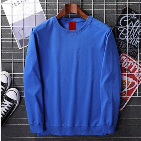 Nueva Primavera caída del otoño de diseñador para hombre de la camiseta de la marca Woemens manera ocasional de manga larga blusa alta calidad superior con capucha M-4XL B100135Q