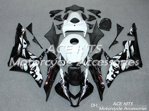 ACE KITS Carenado de motocicleta para HONDA CBR600RR F5 2007-2008 Inyección o Compresión Carrocería Todo tipo de color NO.3548