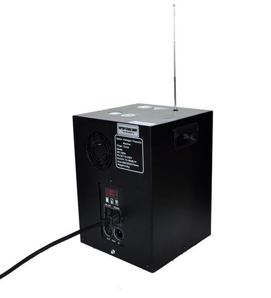 Stage Light 700W Wunderkerze Maschine nicht pyrotechnisches Feuerwerk in Innenräumen - Kaltfunkenfontäne DMX / Fernbedienung Kaltpyro 110V / 220V LLFA