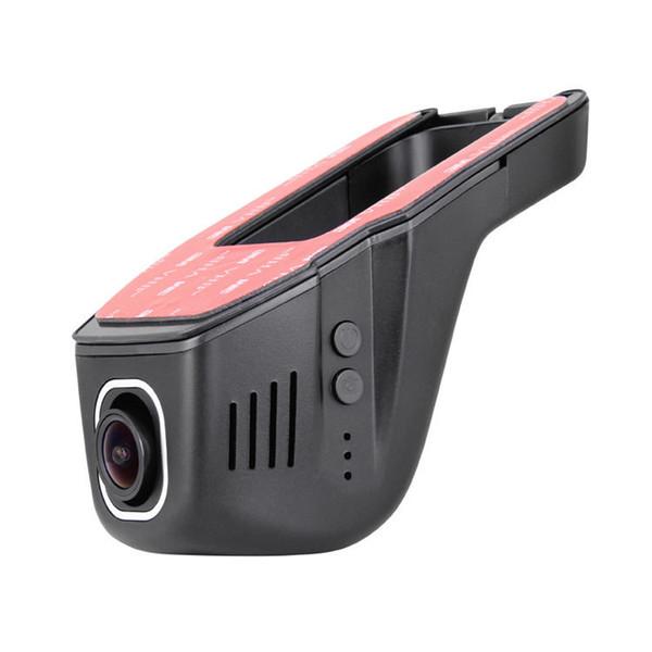 Professionelle Auto Alarmanlage 1 Way Schutz Sicherheit Auto Monitore Keyless Entry Sirene mit 2 Fernbedienung Einbrecher Schwarz