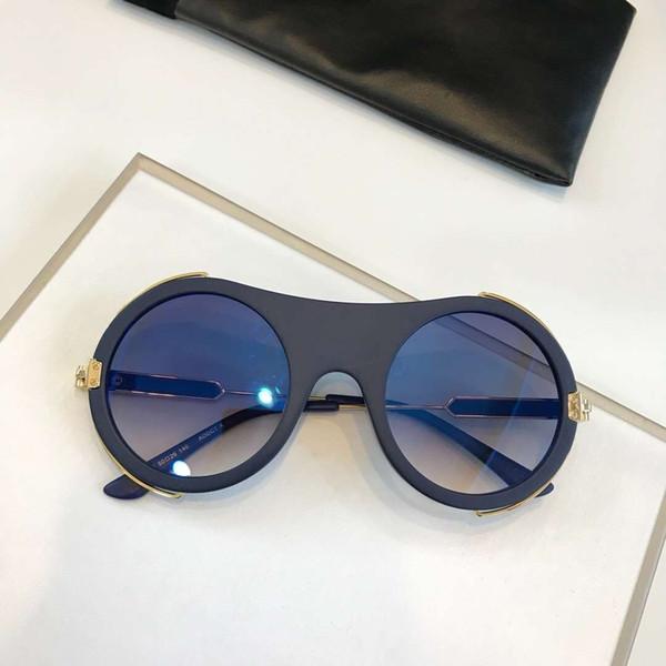 Marca de moda óculos de sol mulheres óculos de sol para as mulheres marca óculos de sol para homens designer de óculos de sol de luxo estilo UV400 lente com o caso CD11