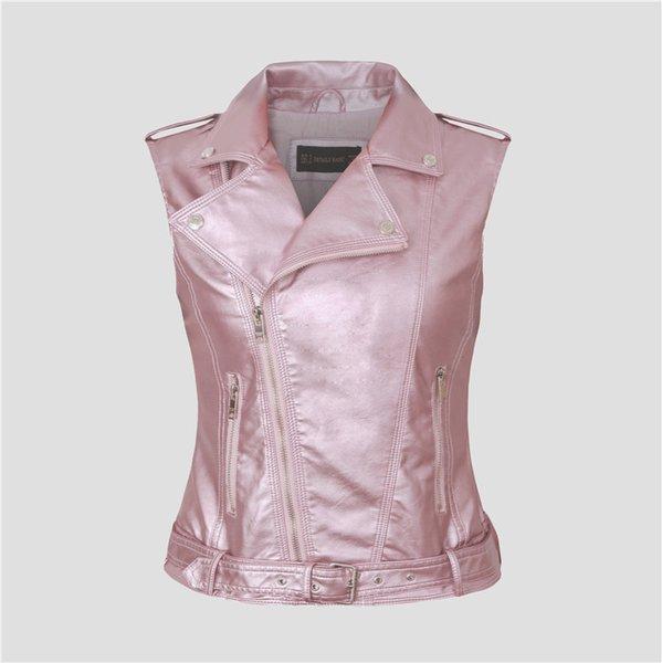 M001 brillante de color rosa