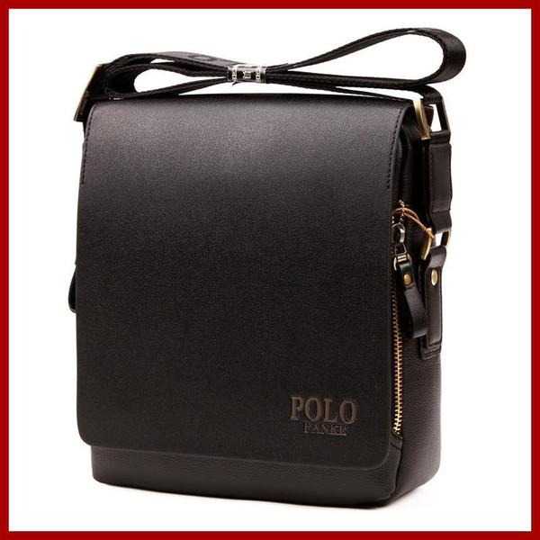 Polo men messenger bag crossbody bags for men trunk luxury brand men's travel shoulder bags designer handbags high quality