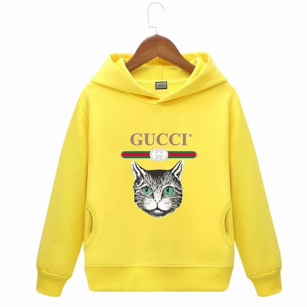 Детская одежда Детский свитер 2019 осень и зима новый шаблон чистый хлопок плюс каш