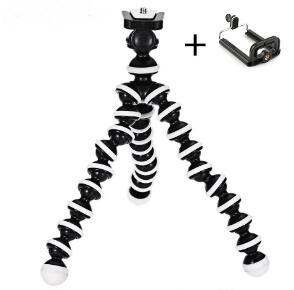 New Phone Holder Flexible Octopus Tripod Bracket selfie Expanding stand mount manfrotto support Car style For Mobile Phone Camera