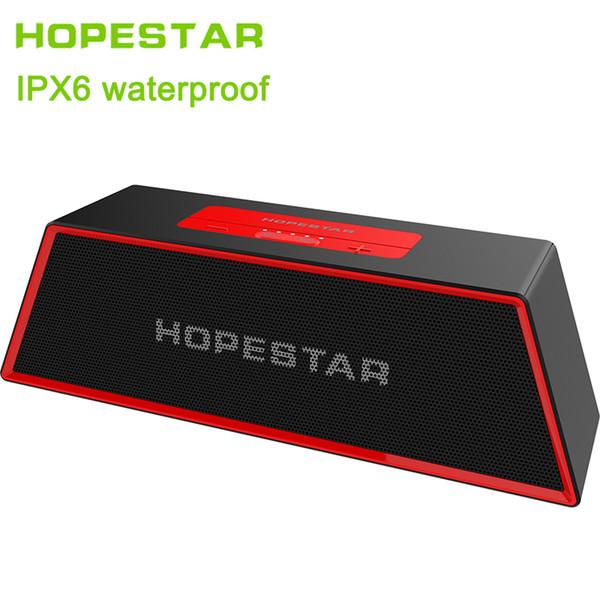 ALTAVOZ H28 IPX6 Caja de altavoz subwoofer portátil inalámbrico a prueba de agua Radio FM USB TF