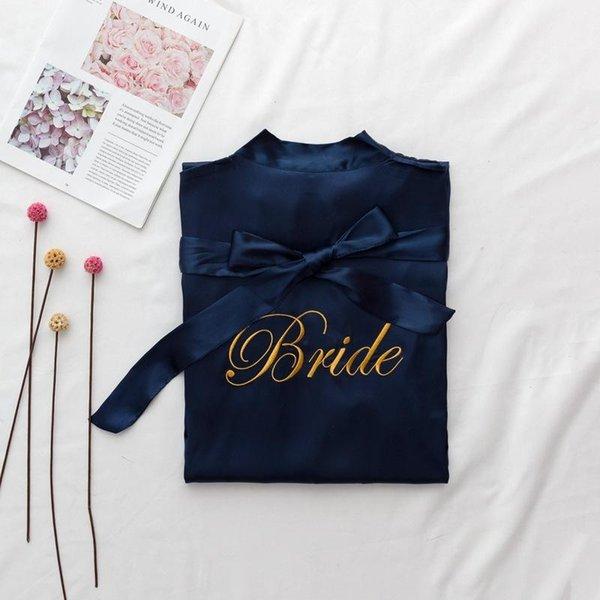 Sposa Blu Navy