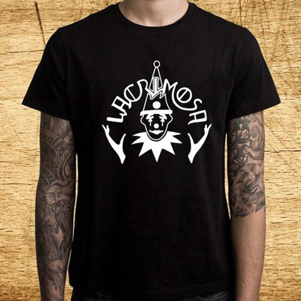 Nouveau dix ans après Rock Band Logo Hommes t-shirt noir taille S à 3XL